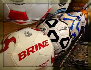 David Bowen Soccer Balls